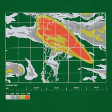 Load image into Gallery viewer, Classic Hurricane Tee kelly green