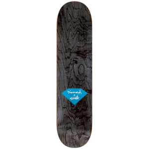 Cliche x Diamond Brezinski R7 blue deck 7.75""