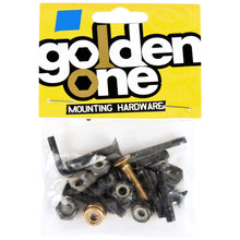 "Load image into Gallery viewer, Cliche Golden One 7/8"" allen bolts"