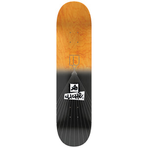 Cliche Handwritten LUX orange/black deck