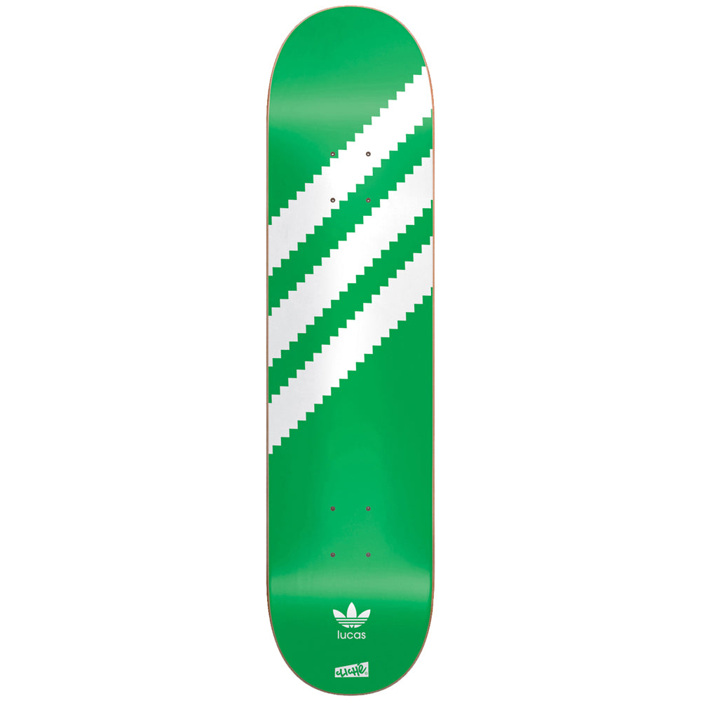 Cliche x Adidas Lucas Originals green/white 7.75