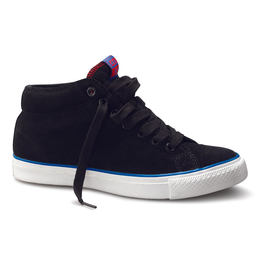 Converse Cons CTS Mid black/varsity red/cloissone