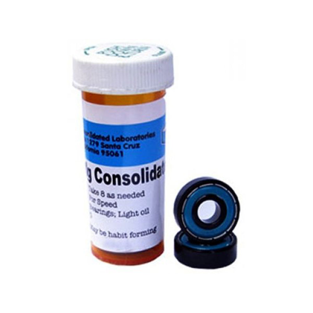 Consolidated Cube Prescription bearings