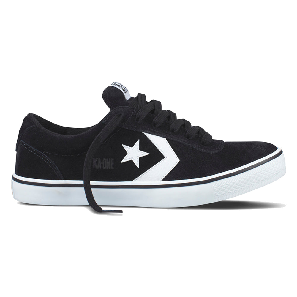 Converse Cons One Star Pro OX Shoe Black/White - 5050store