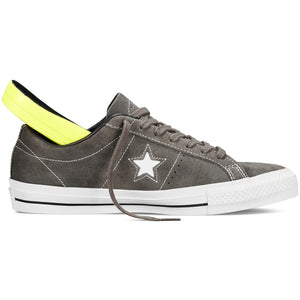 Converse CONS One Star Skate OX charcoal/black/white
