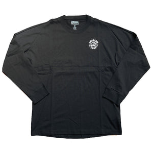 Converse Cons Twice Shy Connector black long sleeve T shirt
