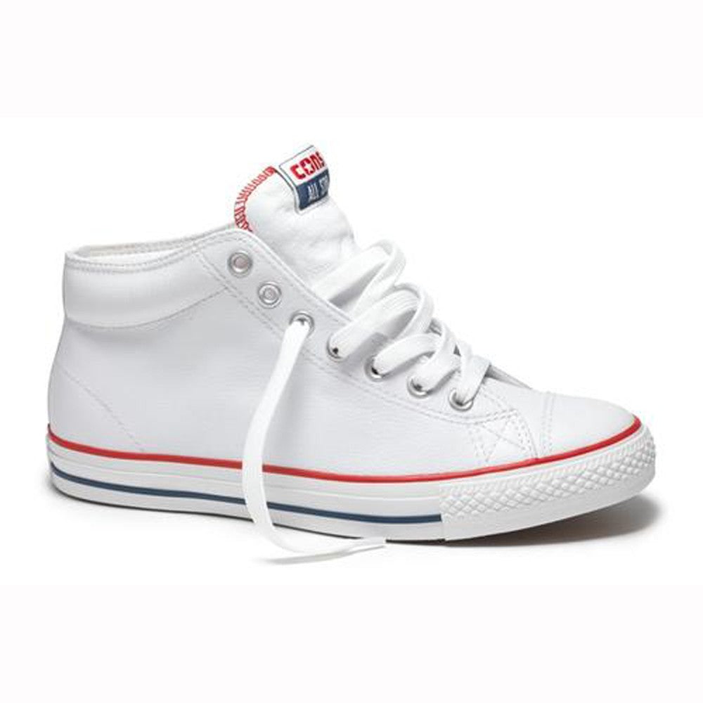 Converse Cons CTS Mid white/red/denim