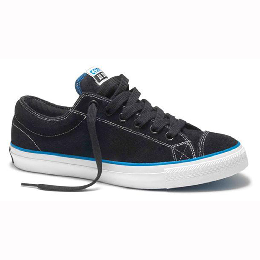 Converse Cons CTS Thrasher OX black/white/royal blue