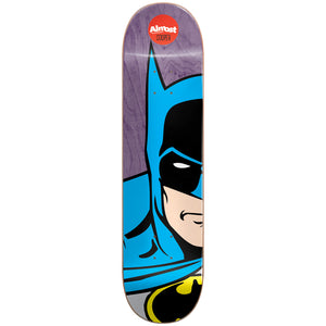 Almost Cooper superhero splitface deck 8""