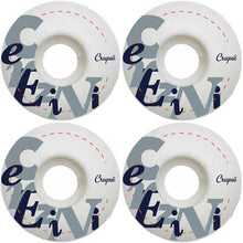 Load image into Gallery viewer, Crupiê Cerezini Writing Series Wide Shape wheels 53mm