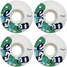 Load image into Gallery viewer, Crupiê Petersen Writing Series Wide Shape wheels 54mm