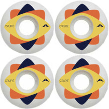 Load image into Gallery viewer, Crupiê Star Wide Shape wheels 55mm
