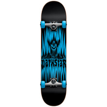 "Load image into Gallery viewer, Darkstar Spike blue full size 7.7"" complete skateboard"