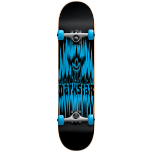 "Darkstar Spike blue full size 7.7"" complete skateboard"