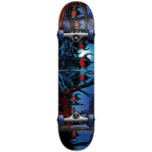 "Load image into Gallery viewer, Darkstar Twilight blue full size 7.6"" complete skateboard"