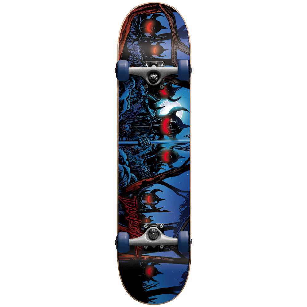 Darkstar Twilight blue full size 7.6
