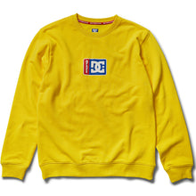 Load image into Gallery viewer, DC x Butter Goods Block crew dandelion