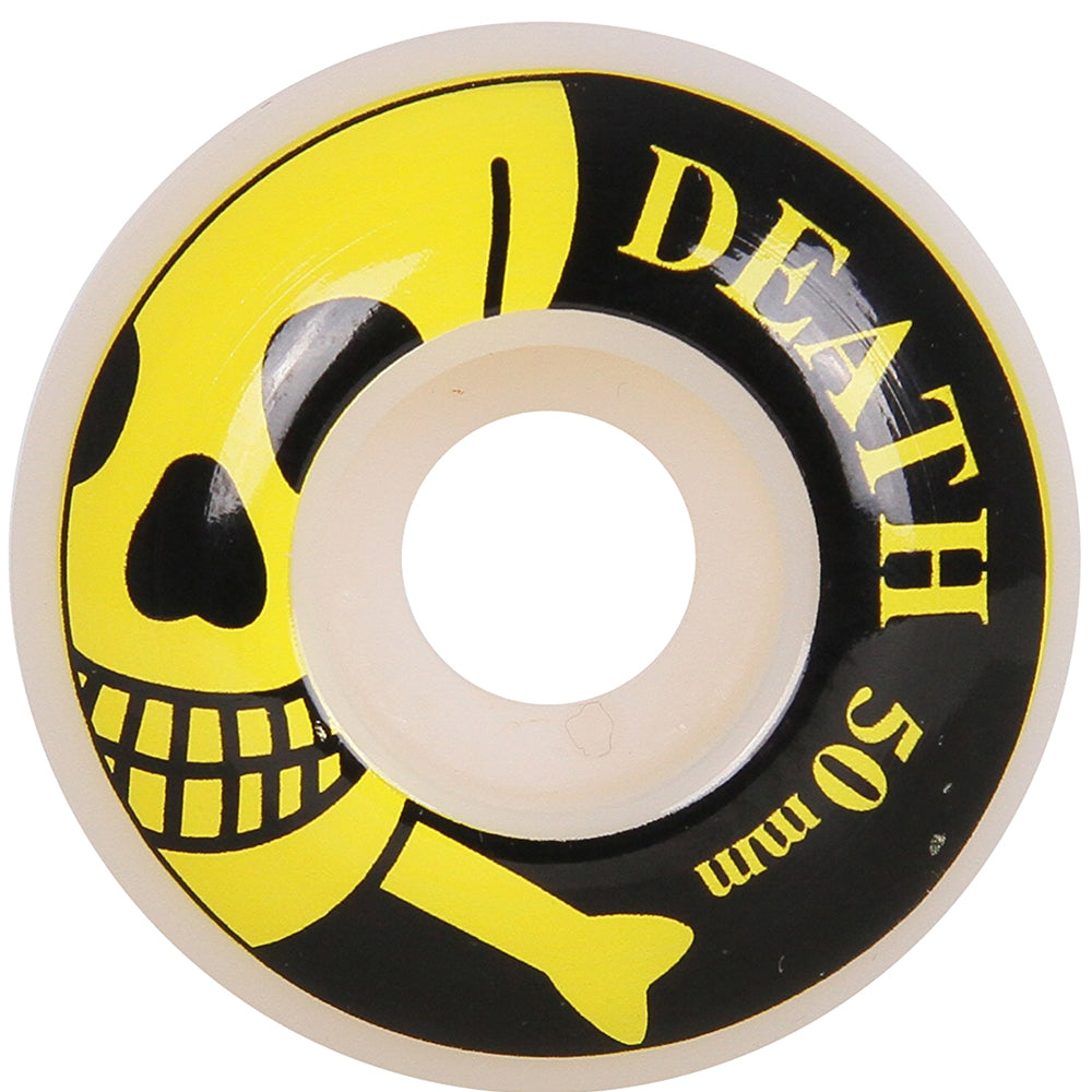 Death Og Skull 50mm wheels