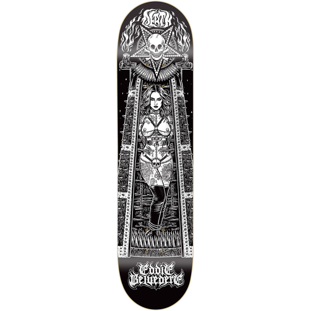 Death Belvedere Maiden deck 8