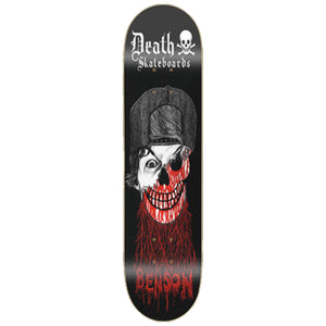 Death Benson skull face deck