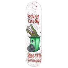 Load image into Gallery viewer, Death Calow Croc deck 8.5""