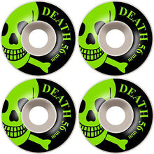 Load image into Gallery viewer, Death Og Skull wheels 56mm