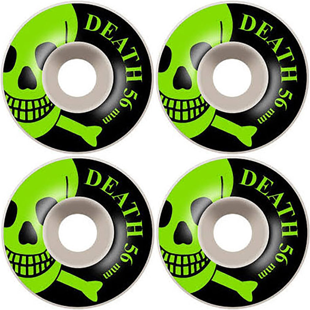 Death Og Skull wheels 56mm