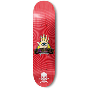 Death Moss Eye red debut pro deck