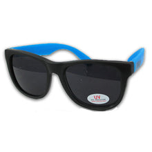 Load image into Gallery viewer, Deathwish black/blue sunglasses