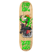 Load image into Gallery viewer, Deathwish Lizard King Creeps Retro deck