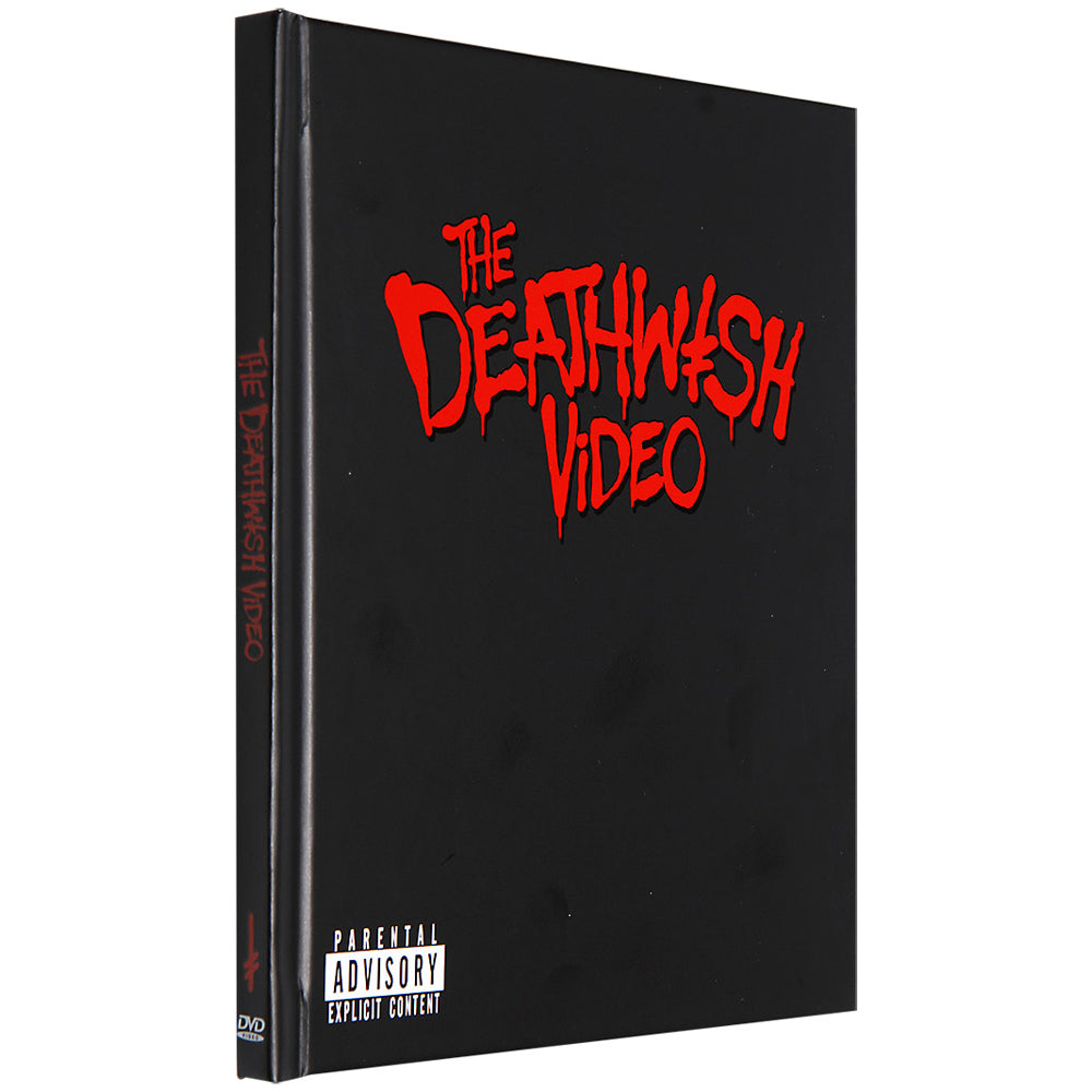 Deathwish The Deathwish Video deluxe edition DVD