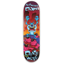Load image into Gallery viewer, Deathwish Dixon Freak Toons deck