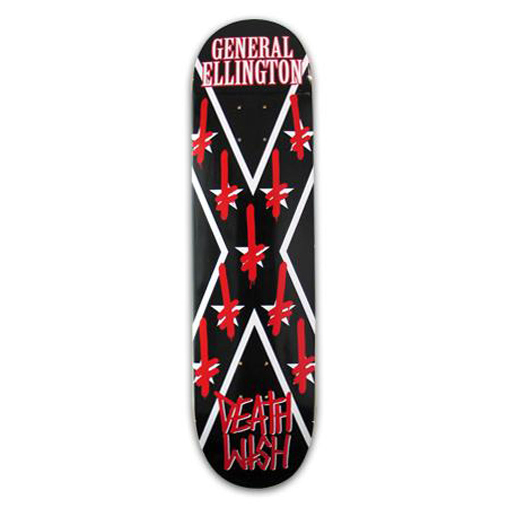 Deathwish Ellington General E deck