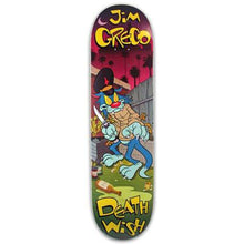 Load image into Gallery viewer, Deathwish Greco Freak Toons deck