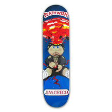Load image into Gallery viewer, Deathwish Greco G Bomber deck