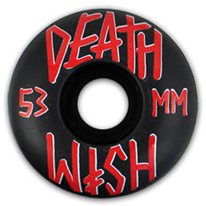 Deathwish Deathspray Black 53mm wheels