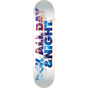 "DGK All Day & Night 7.8"" deck"