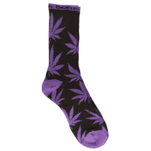 Load image into Gallery viewer, DGK DGKush black/purple socks