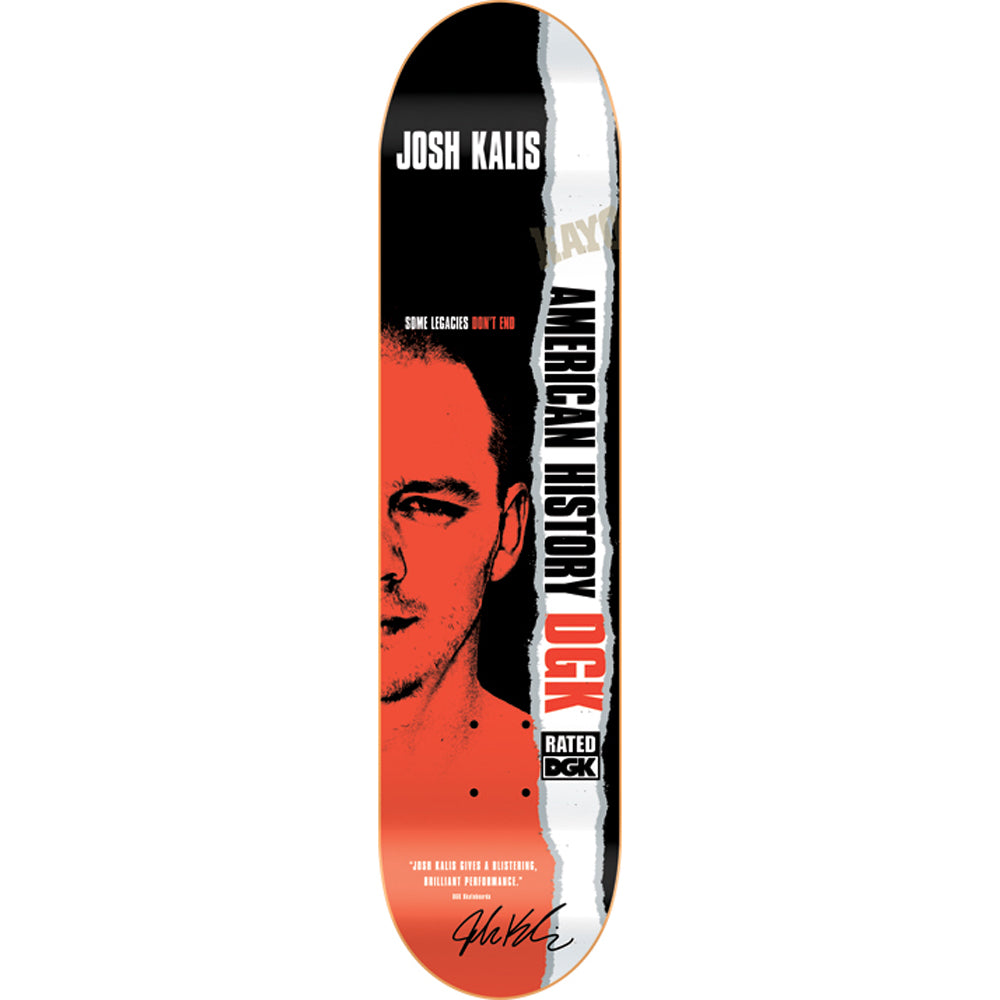 DGK Kalis Rated deck