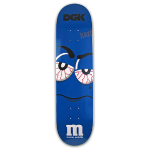DGK McBride Sugar High blue deck