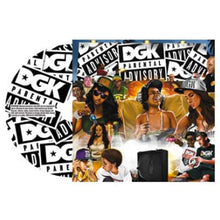 Load image into Gallery viewer, DGK Parental Advisory DVD pack