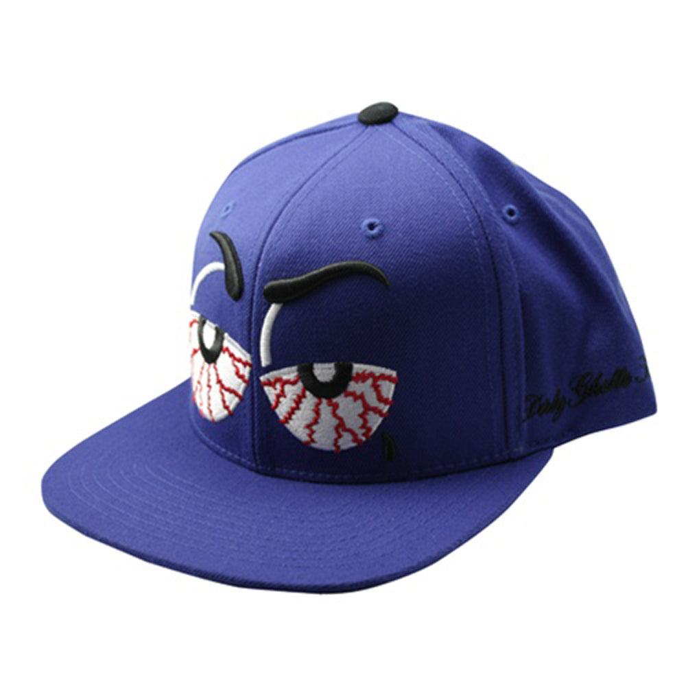 DGK Sugar Higher royal snapback cap