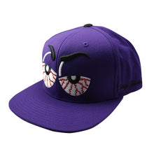 Load image into Gallery viewer, DGK Sugar Higher purple snapback cap