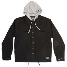 Load image into Gallery viewer, DGK Veteren black jacket