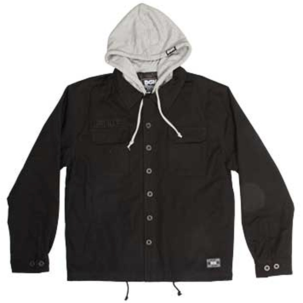 DGK Veteren black jacket