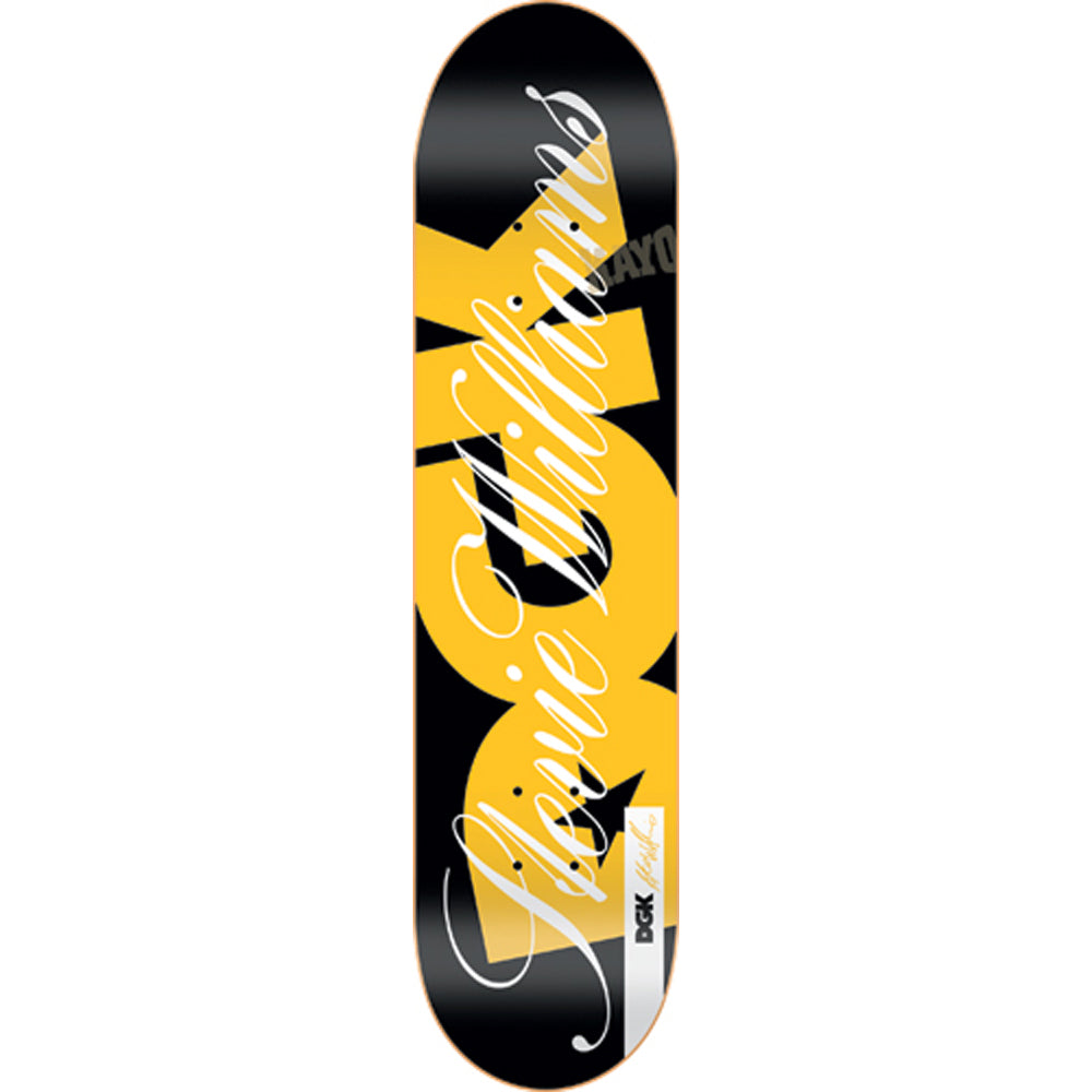 DGK Williams Classic deck