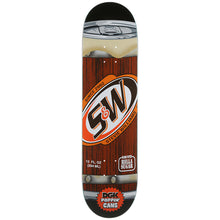 Load image into Gallery viewer, DGK Williams Poppin' Cans deck 8.1""