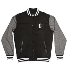 Load image into Gallery viewer, DGK G black jacket