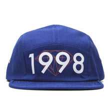 Load image into Gallery viewer, Diamond 1998 royal 5 panel cap