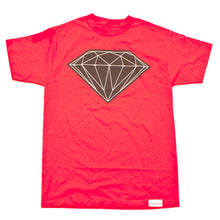Load image into Gallery viewer, Diamond Big Brilliant red T shirt